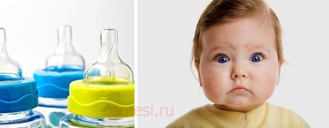 Можно ли разводить смесь детской водой