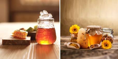 Как перемешать мед с прополисом
