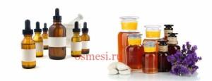 Смеси эфирных масел – рецепты рекомендации