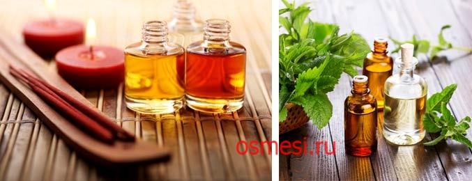 Рецепты смесей эфирных масел при простудных заболеваниях