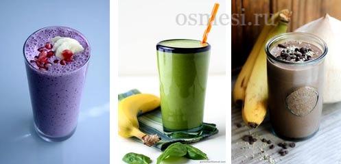 Рецепт белковой смеси для похудения