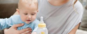 Почему стоит поменять молочную смесь малыша